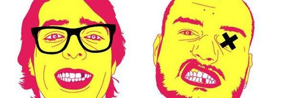 crookers are mixing some dubstep