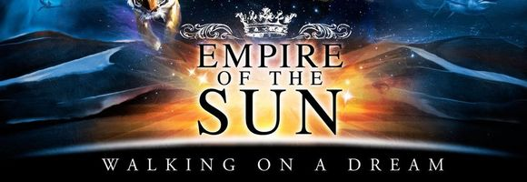 empire of the sun stantding on the shore video