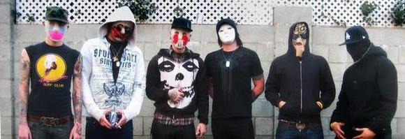 hollywood undead entre slipknot et crazy town
