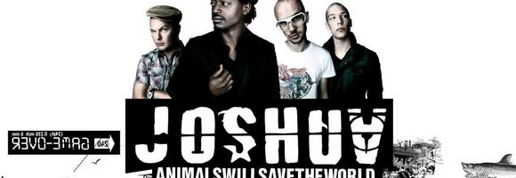 joshua will save the world with animals