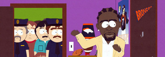 r kelly south park closet parodie tom cruise travolta