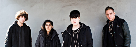 the xx revelation rock anglaise basic space crystalised france and the machine remix